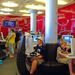 Интернет-кафе Мотыгино