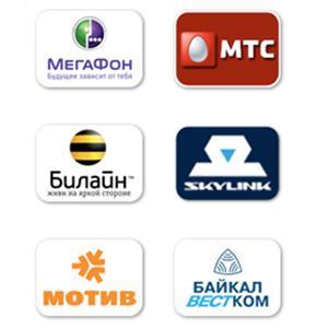 Операторы сотовой связи Мотыгино