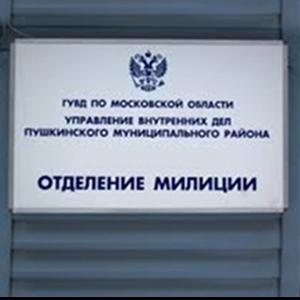 Отделения полиции Мотыгино